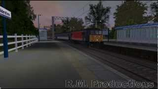Trainz at Alderstone (Trz12)