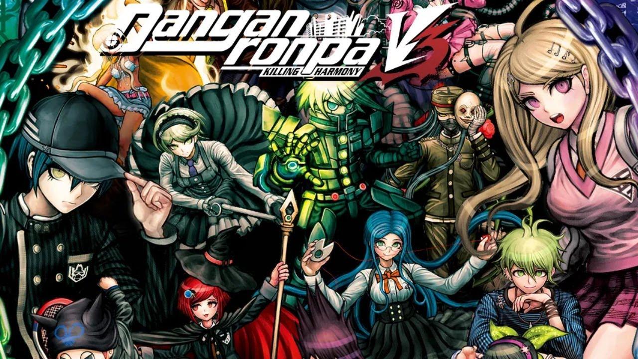 Danganronpa V3: Killing Harmony Part 5 The First Class Trial