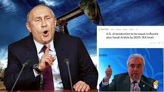 Смотреть видео Обвал цен на нефть. Крах ОПЕК+ и падение рубля онлайн