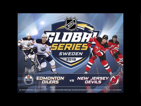 NHL Live Stream: Edmonton Oilers Vs New Jersey Devils (Live Reaction & Play By Play) #Oilers #Devils
