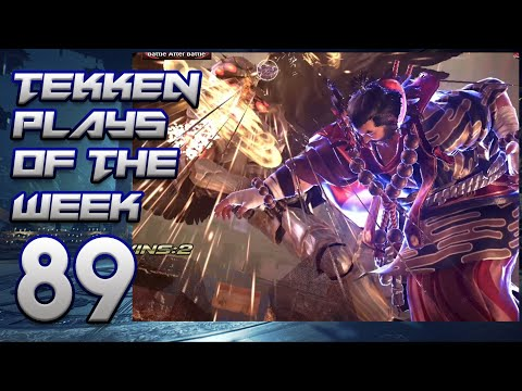 TEKKEN PLAYS OF THE WEEK #89| OchotoTV
