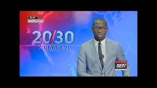 🛑[NEWS] Suivez Xibaar Yi commentés en wolof avec Mouhamed Diop   mercredi 17 févier 2021