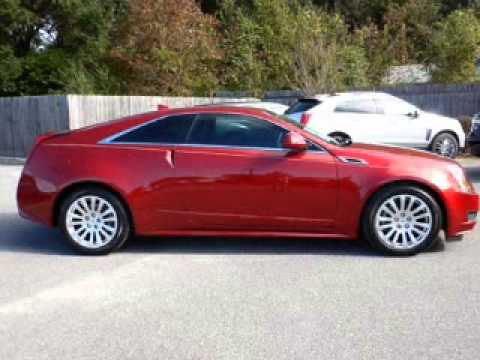 2014 cadillac cts pensacola fl youtube for Frontier motors pensacola fl