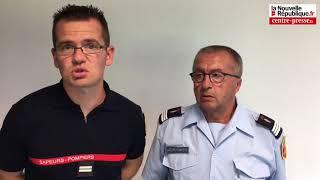 Vidéo. Vienne : ils rêvent de devenir sapeurs-pompiers