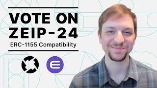 Vote on ZEIP-24   Interview w/ Witek Radomski, Enjin Co-Founder & CTO