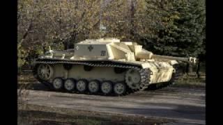 Фашистский зверь StuG 40