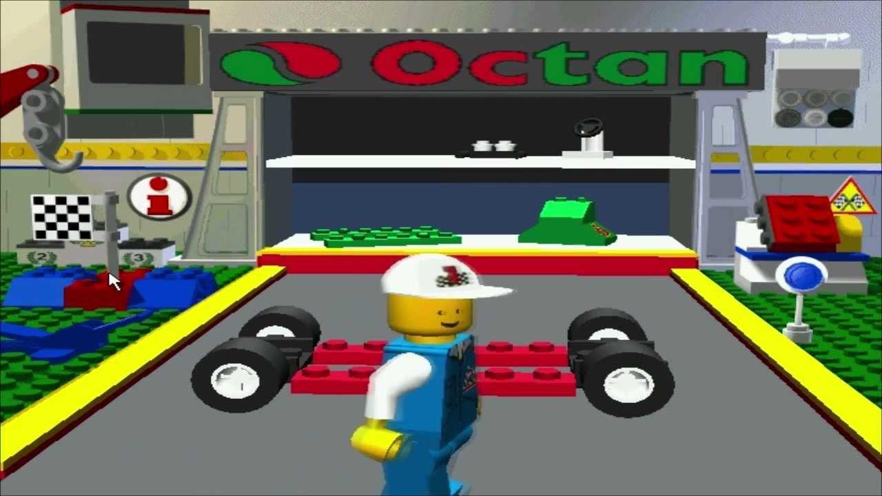 LEGO Games [Ep.1]: Lego Island (Gameplay/Commentary) - YouTube