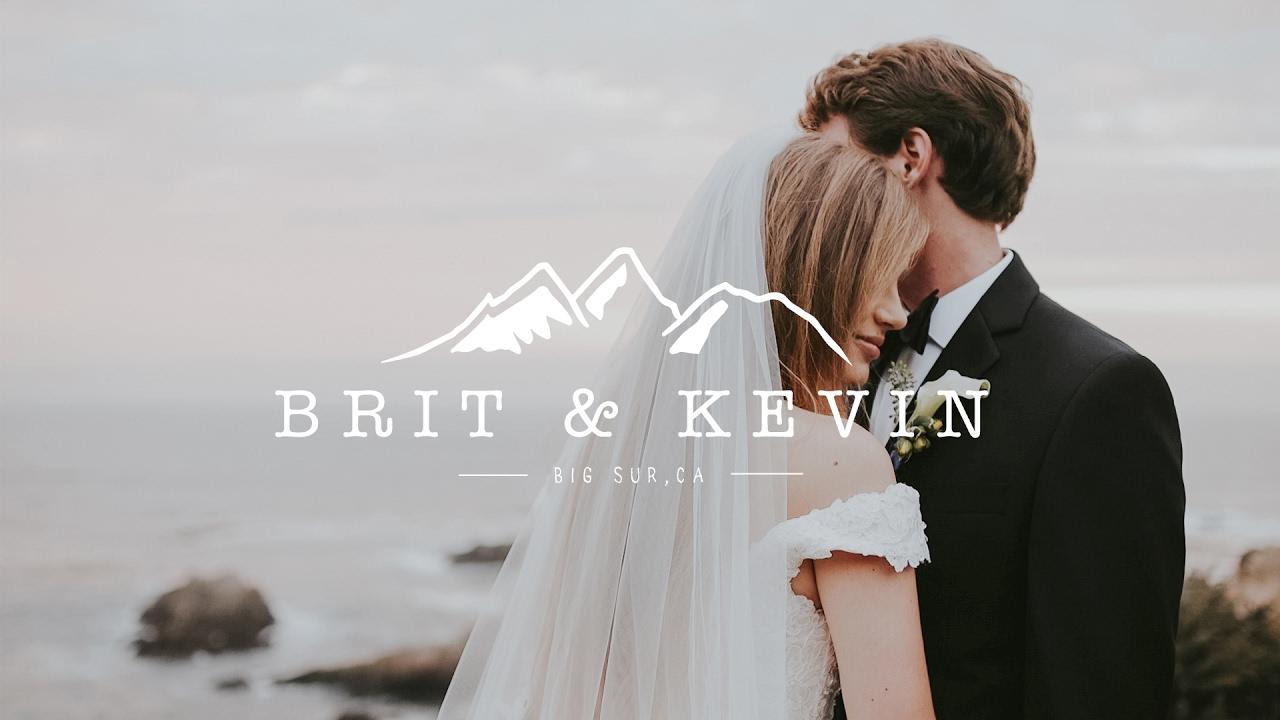 Gorgeous Elopement Wedding Video on Big Sur