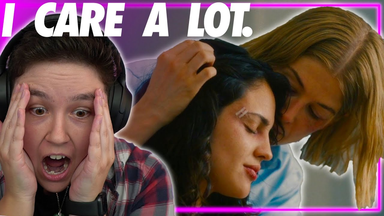 I CARE A LOT did us Dirty! (Lesbian Movie Commentary/Reaction)