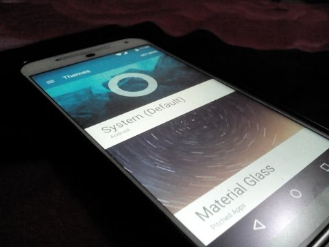 [How To] Install Themes On Cyanogenmod 12