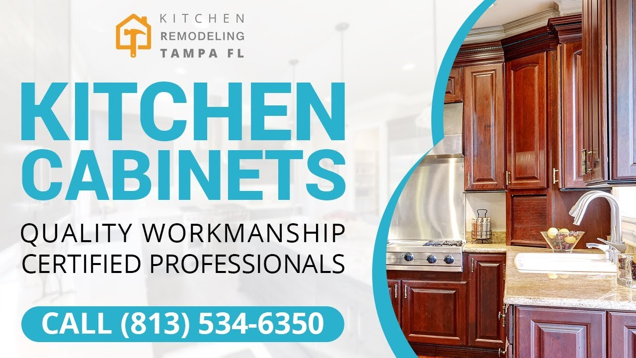 Kitchen Cabinets Spring Hill Fl Call 813 534 6350