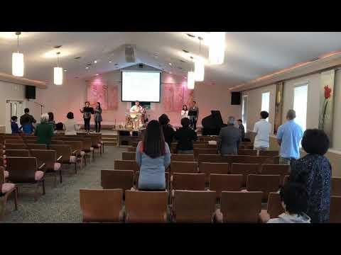 예수 우리왕이여, 소망교회 찬양, Hope Church, Howard County Maryland, USA