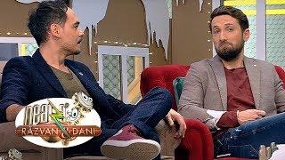 """Răzvan, supărat pe colegii de emisiune: """"Îl rog pe Ristei să nu îmi mai poarte pantofii"""""""