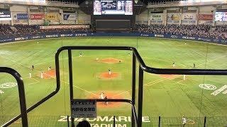 秋のマリンスタジアムで野球観戦 今回は【パノラマカウンターシート】 2...