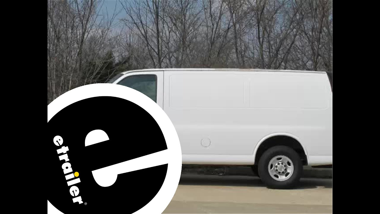 medium resolution of trailer brake controller installation 2003 chevrolet express van etrailer com