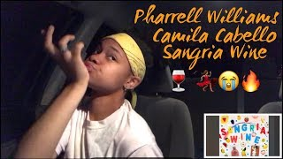 Baixar Pharrell Williams X Camila Cabello - Sangria Wine (REACTION) 🍷💃🏽🔥