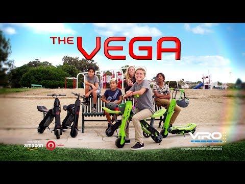 VIRO Rides | VEGA Transforming Mini Bike and Scooter | :30 Commercial