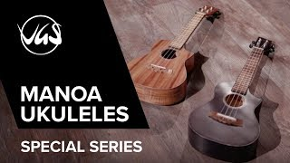 VGS Manoa Ukuleles Special Series