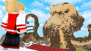 KRAKEN NO MINECRAFT POCKET EDITION  (Sem Mods) !