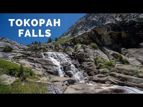 Tokopah Falls Trail in Sequoia National Park