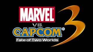 Marvel vs Capcom 3 Fate of Two Worlds OST Theme of Super-Skrull