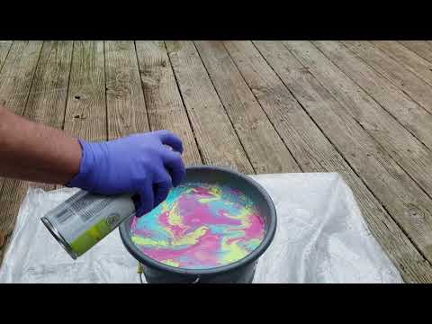 Hydro dipping tumbler.