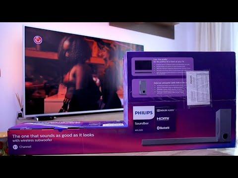 Soundbar Wireless 3.1Ch