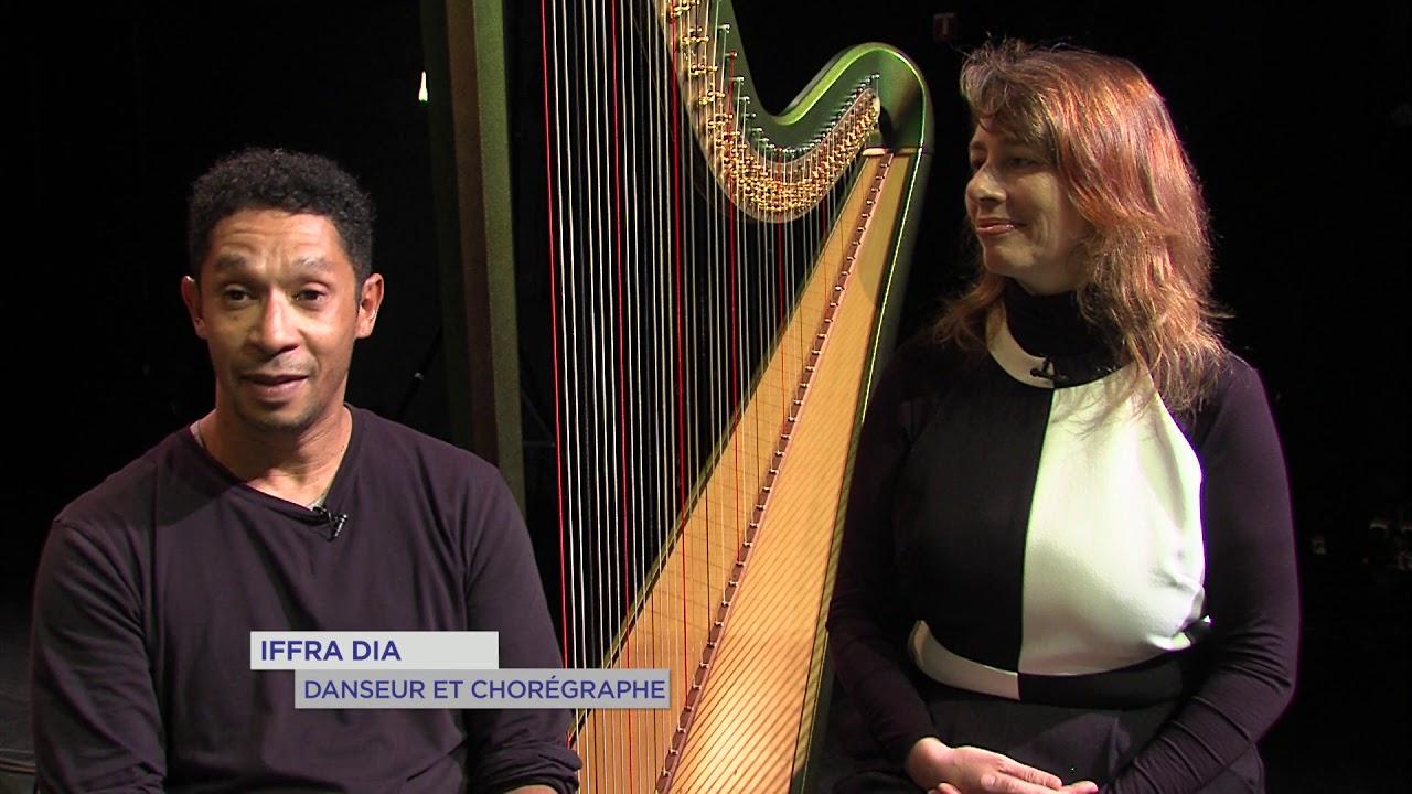 """In Between"" : La rencontre de la harpe et du hip-hop"