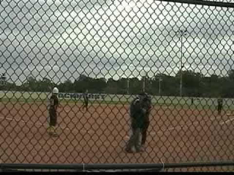 St. Teresa's Academy vs. St. Joe Benton high school softball 9.21.11