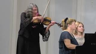 Композитор Михаил Марутаев. «Рондо» из Квартета №1 (Violin & Piano)