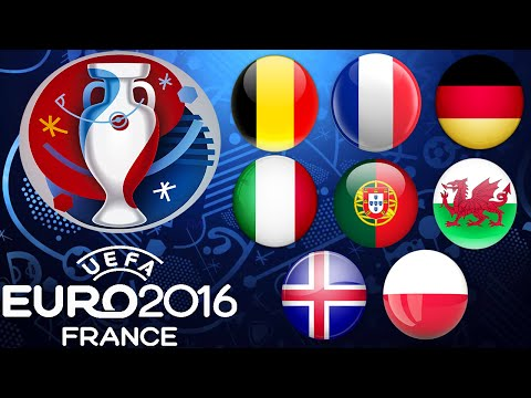 EURO 2016 #14 I PORTUGAL WIN ON PENS ENGLAND NEED 2 GO GERMAN & VINCENTE DEL BOSQUE QUITS SPAIN