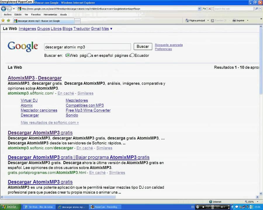 atomixmp3 gratis 2009