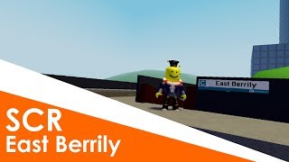 Roblox | Stepford County Railway V1.1 | Trainspotting at East Berrily