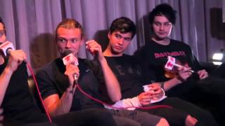 What is the life on the road with 5SOS like?