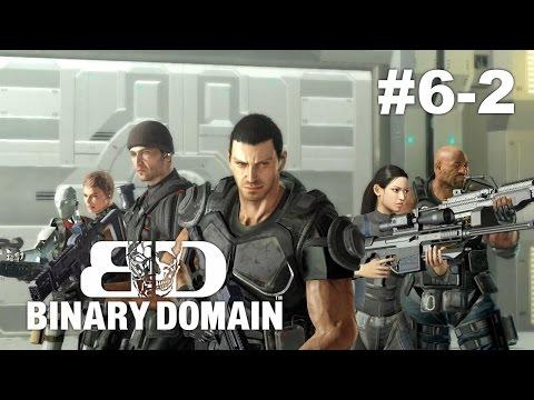 LP Binary Domain #6-2: All Endings