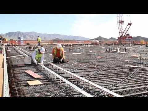 Ivanpah Construction Footage