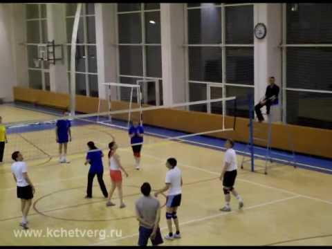 Качканар. Городская Спартакиада. Волейбол