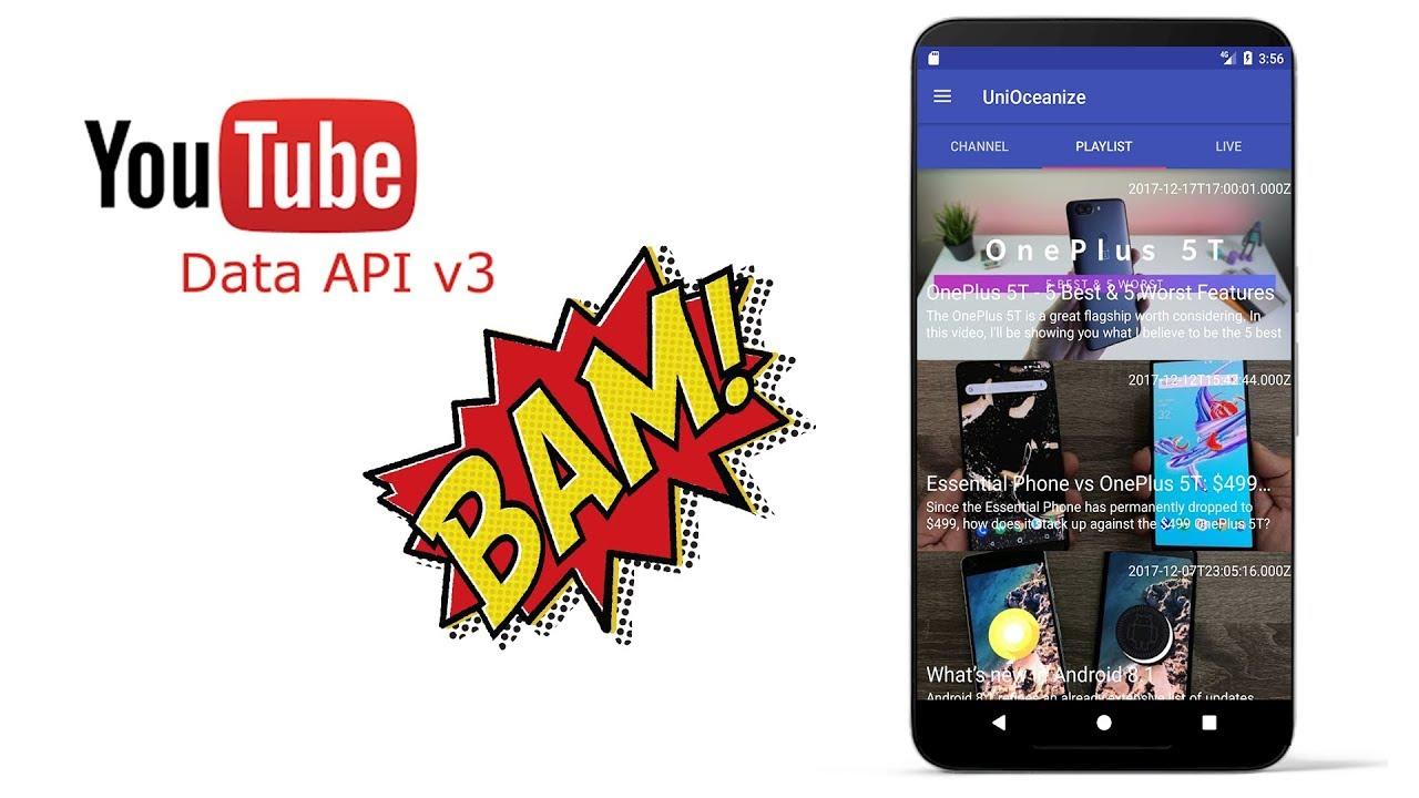 PART 1| Create Your Own Youtube App | Youtube Data API V3 | Android Studio