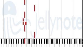 chinese freestyle cky sheet music