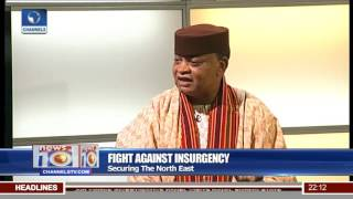 Fight Against Insurgency: Securing The North East