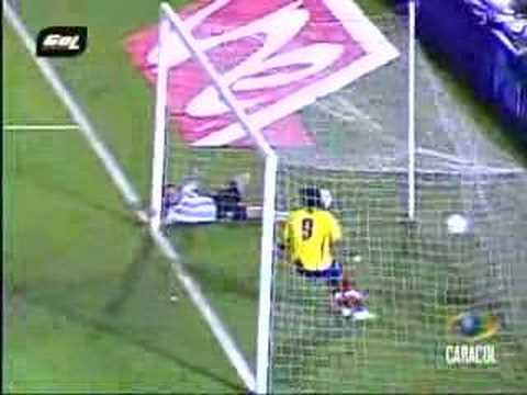 Gol de Dairo Moreno Col vs Arg