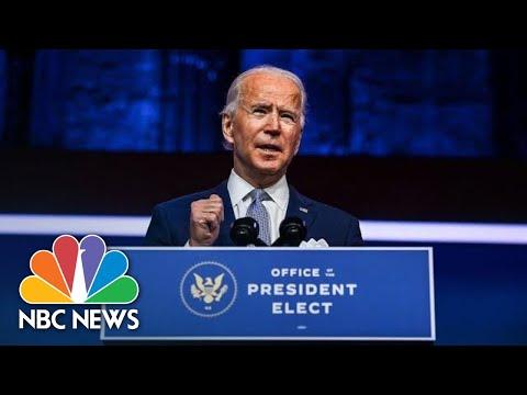 Live: Biden Introduces Nominees For Key Economic Positions | NBC News