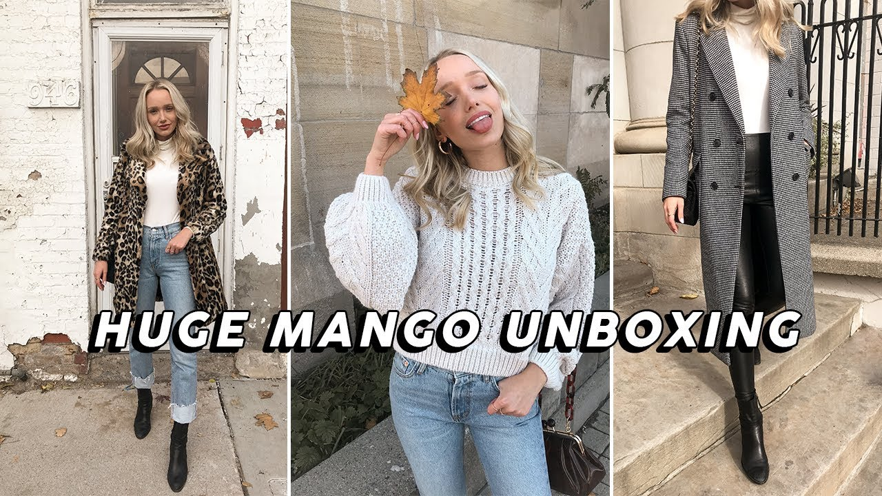3a63cd2e90  1500 MANGO UNBOXING HAUL   TRY-ON 🛍💸 (FIRST IMPRESSIONS ...