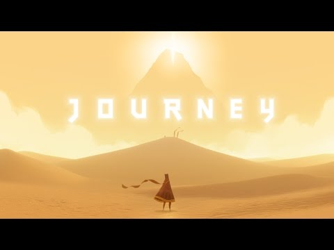 Journey - A Mysterious Voyage Through The Desert (PS4 Gameplay)