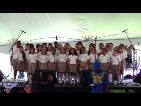 Saltus Upper Primary Choir Annual Exhibition April 14 2011