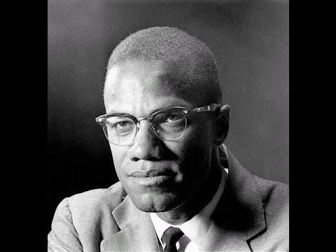 Hon. Malcolm X: Message to the Grass Roots.