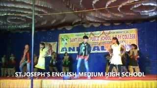 Mona Gasolina- 1st Rajinikanth School To Perform On Stage Lingaa Lyrics