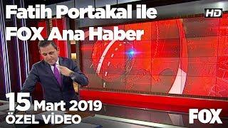 Binali Yıldırım: Ne demek kürt seçmen? 15 Mart 2019 Fatih Portakal ile FOX Ana Haber