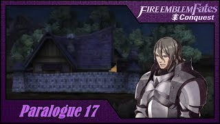 [Fire Emblem: Fates] Conquest - Paralogue 17: Two Defenders [Lunatic/Classic]