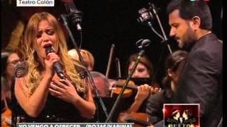 Yo vengo a ofrecer mi corazón - Jorge Rojas & Karina - Duetos en el Teatro Colon !!!